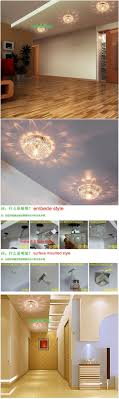 smd ceiling flush wall fixture led down light led spot light embeded ceilling downlight recessed lamp