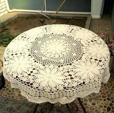white cotton tablecloth hemmed poly x fabric white cotton tablecloth beautiful hand embroidered round
