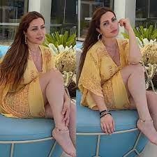 Syrian Stars - نسرين طافش تبشر متابعيها بقرب حفل زفافها...
