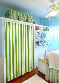 curtain closet doors closet door ideas curtain curtain closet door ideas replace closet doors with curtains