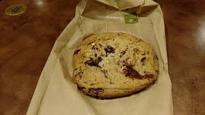 Kitchen Sink Cookie At Panera Bread Youtube