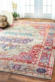 colorful area rug best of bohemian rugs where to find a more colorful area rugs for