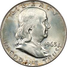 Franklin Half Dollar Wikipedia