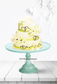 green milk glass cake plate stand fireking style wedding fondant cake tray  dessert plate candy bar decoration cake tools-in Stands from Home & Garden  on ...