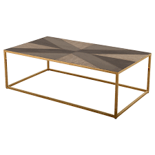 modern furniture table. Perfect Table Lattice Gold Base Coffee Table Throughout Modern Furniture Table