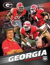 Media 2016 Bulldogs Guide By Bulldog - Issuu Football Athletics Georgia