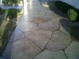 patio paint concrete patio