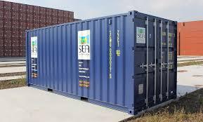 ... Sea container conversion Polen ...