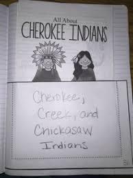 Creek And Cherokee Venn Diagram Isn Social Studies