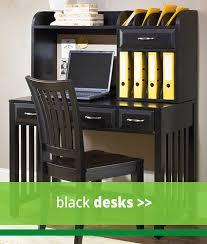 home office black desk. Computer Desks Home Office Black Desk