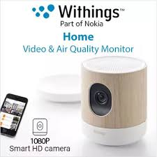 nokia video and air quality monitor. [withings] home security camera / video and air-quality monitor pet cam nokia air quality o