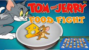 Tom and jerry food fighting game free download