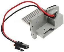 ac 1084 series blower. hvac blower motor resistor front standard ru-50 ac 1084 series