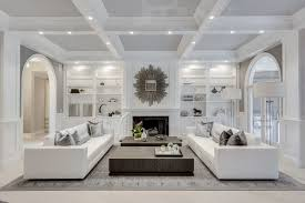 an open concept floor plan
