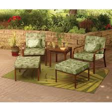 home trends outdoor furniture. Brilliant Trends Hometrends Tropical Palm 5Piece Outdoor Leisure Set Green In Home Trends Furniture T