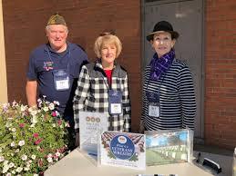 Fundraising for Christmastime Wreaths on Veterans Graves Continues  Saturday, Oct 6 - DarieniteDarienite