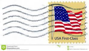 1963 Envelope Cancelled Postage Letter Stock Image Image 34309839