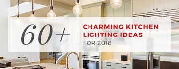 lighting ideas. Charming Kitchen Lighting Ideas A