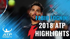 FABIO FOGNINI: 2018 ATP Highlight Reel