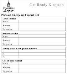 Employee Data Form Template Personal Information Consent Sheet Free