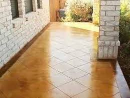 the costs for stamped concrete