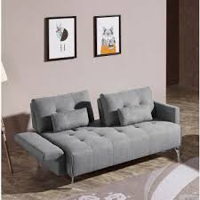 contemporary living room furniture. Divani Casa Alcoa Modern Contemporary Grey Tufted Fabric Sofa W/ Adjustable  Backrest And Movable Armrests Contemporary Living Room Furniture R