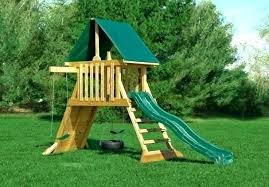 wooden swing set plans free diy wood wonderful outdoor