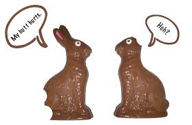Image result for chocolate bunny