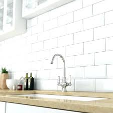 standard 36 white subway tile from home depot light grey grout white subway tile grey grout