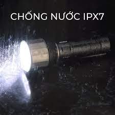 Đèn pin Xiaomi Nextool ZES0417 pin 5000mah 2000 lumen chiếu xa 380m IPX7 - Đèn  pin Nhà sản xuất No Brand