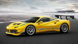 2018 ferrari wallpaper. plain wallpaper ferrari 488 callenge 2017 4k to 2018 ferrari wallpaper