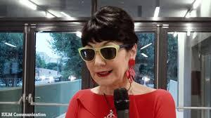La Milanesiana alla IULM - Intervista a Elisabetta Sgarbi - YouTube