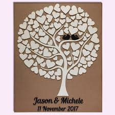 family tree guestbook