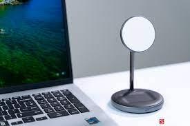 Trên tay bộ sạc không dây HyperJuice Magnetic 2 trong 1: Thiết kế tối giản,  sạc được cùng lúc iPhone 12 và AirPods, giá 1.1 triệu đồng