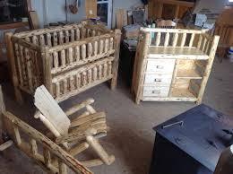diy rustic furniture. DIY Rustic Baby Furniture Design Diy