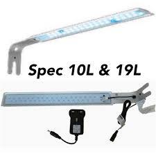 Fluval Spec V Black Slip On Led Light 60 Or 80 Replacement Fluval Silicone Led Lamp Pet