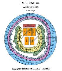 Rfk Concert Seating Chart Rfk Stadium Tickets And Rfk Stadium Seating Charts 2019