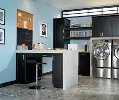 kitchen laundry room cabinets laundry. Lexington Maple Black By Kitchen Craft Cabinetry Laundry Room Cabinets