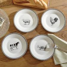 Patterned Dinnerware Interesting Patterned Plates Wayfair
