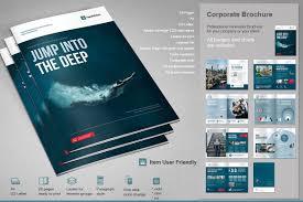 Corporate Brochure Template Corporate Brochure 24 TypoEdition 21