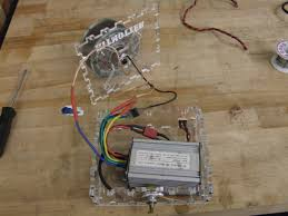 archive equals zero replacing the motor controller was a straightforward deal since the wiring remained the same another example of my project ldquocase modsrdquo this summer