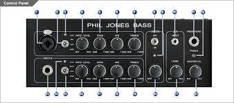 "P: BG-<b>100</b> Bass Combo Amp ""Bass CUB"" | Phil Jones Bass"