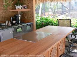 it is a true testament to florida s indoor outdoor way of life that these days some outdoor kitchens are better equipped than their indoor counterparts