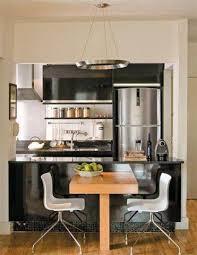 """Em um """"espaço pequeno"""", o ideal é se ter móveis com as dimensões apropriadas, ou seja, proporcionais à área em. 50 Cozinhas Com Copa Decoracoes Incriveis Decoracoes"""
