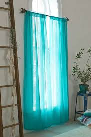Turquoise Curtains For Living Room 17 Best Ideas About Rideau Turquoise On Pinterest Daccor De