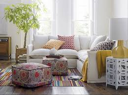 moroccan style living rooms. contemporary-living-room-ottoman-pouf-sectional-sofa-moroccan -table-ethnic-rug.moroccan style interior decorating moroccan living rooms n
