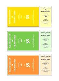 Sample Of Tickets Template Wordpress Deutsch Templates