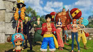 2560x1080 One Piece World Seeker 4K ...