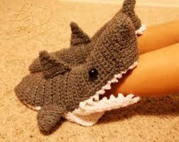 Crochet Shark Slippers Pattern Free Stunning 48 Free Patterns For Crochet Shark Slippers Shark Crochet Slippers