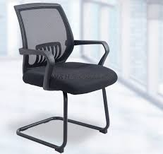 classic office chair. L-type Black Classic Office Chair